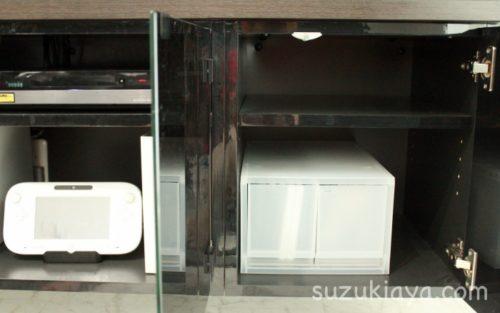 DVD収納はケースより無印の引出しがおすすめ!子供も安全な方法に変えました