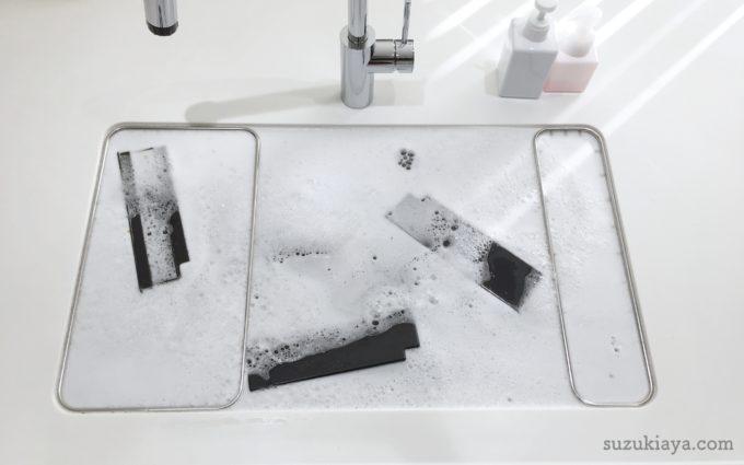 【キッチン掃除】換気扇・排気口はオキシクリーンが便利!オキシ漬けの方法を解説