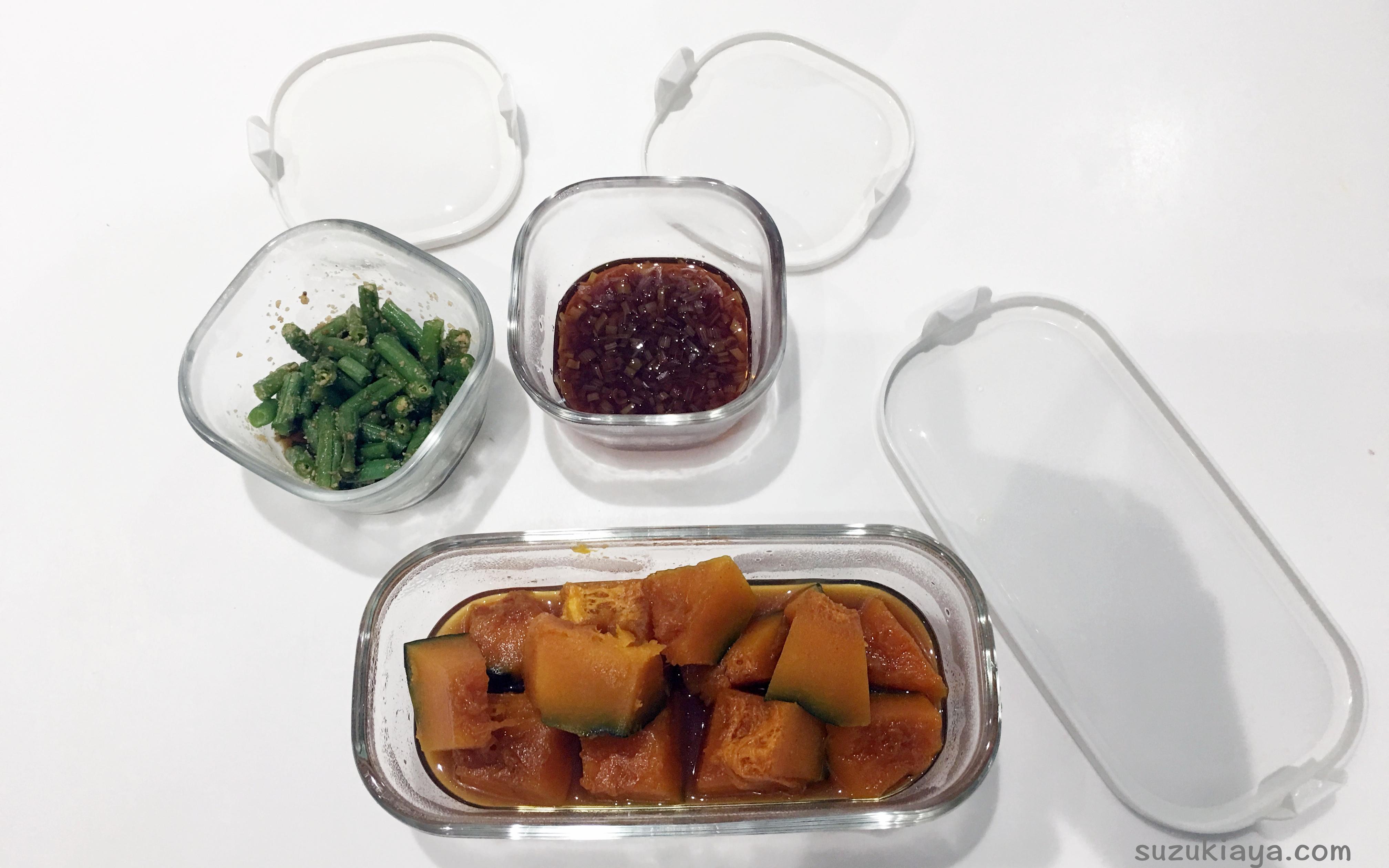 【保存容器】プラスチックからiwakiのガラスへ*おすすめの「パック&レンジ」