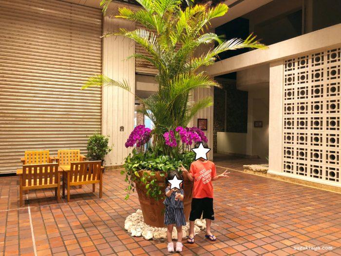 宮古島東急ホテル&リゾーツで撮った子供の写真