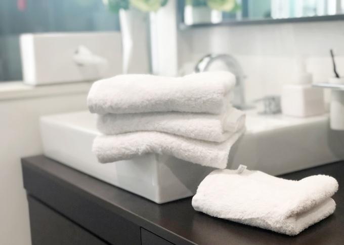バスタオルはいらない!ビッグフェイスタオルを代わりに使うようになって毎日快適です