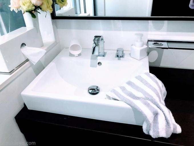 100均セリアの水切れの良い洗面コップが超便利!スタンドを断捨離しました