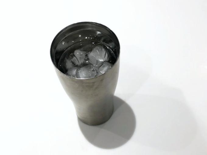 サーモスの結露ができない保冷・保温タンブラー(JDE420)