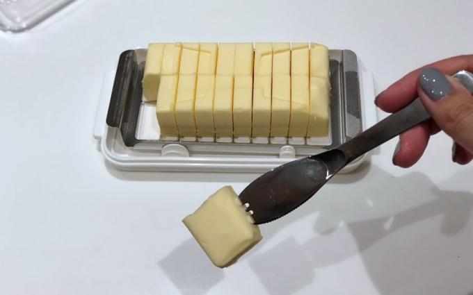ステンレスバターカッター