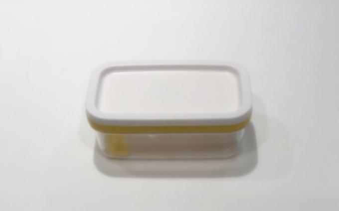 ニトリのカットできるバターケース