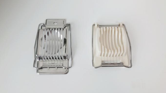 100均のエッグカッターが壊れたので、SALUSのオールステンレス卵切り器に買い替えた話