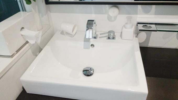 洗面台インテリア