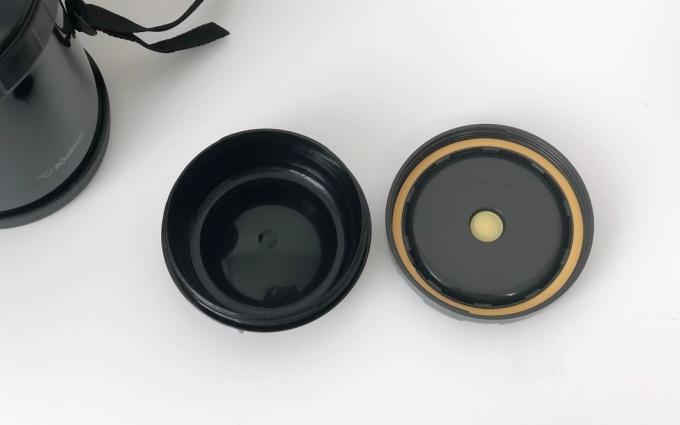 象印「ステンレスランチジャーお・べ・ん・と(SL-GH18)」のスープ容器のパッキン