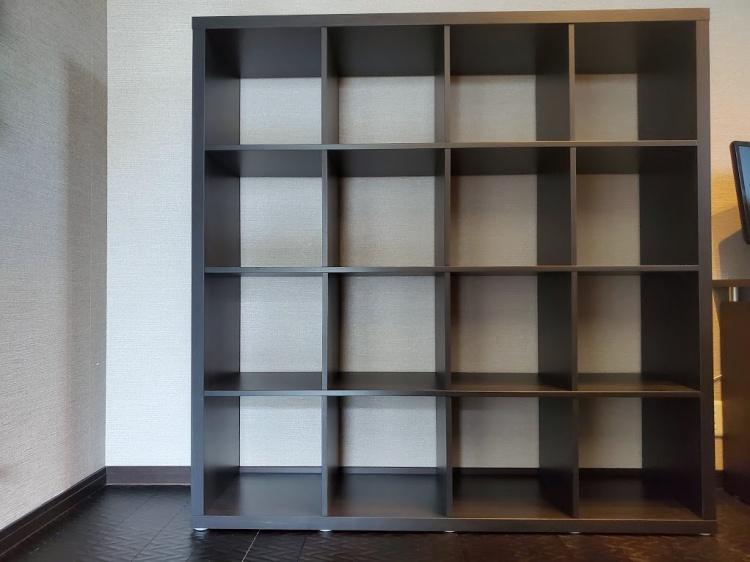 IKEAカラックス(4×4)を組み立てたのでレビュー|注意点や必要なものまとめ