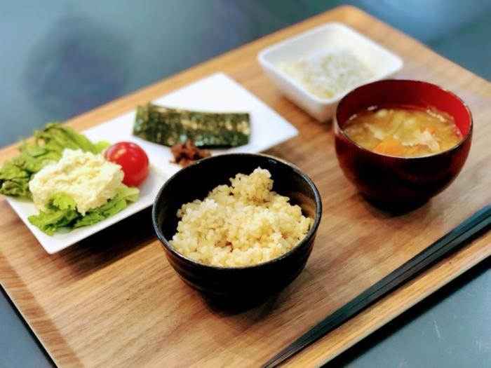 ニトリの箸・茶碗