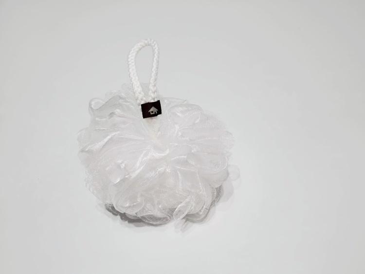 お風呂用ボディタオル「PLYS」シルキーウォッシュは柔らかくて泡立ちのいい泡立てネットでした【レビュー】