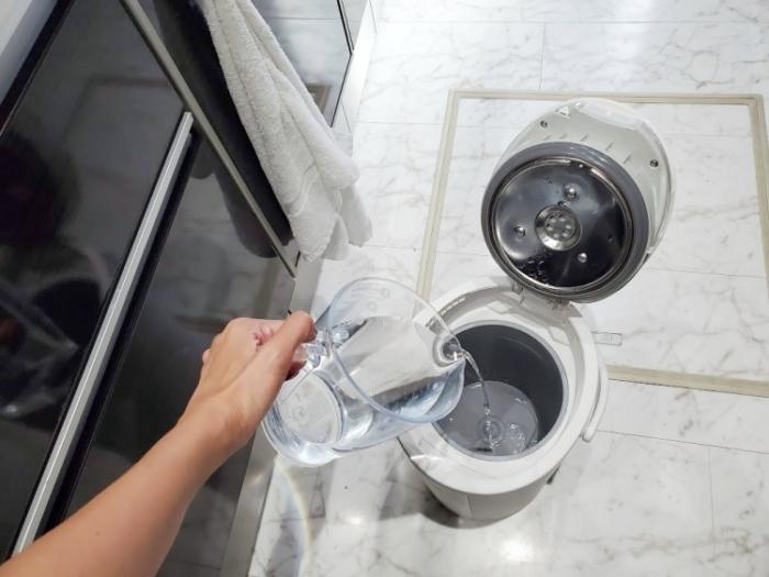 象印の加湿器は持ち運んで給水もできる