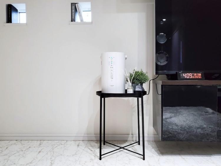 【レビュー】象印の加湿器はお手入れ簡単・使いやすい・加湿力バッチリで最高でした