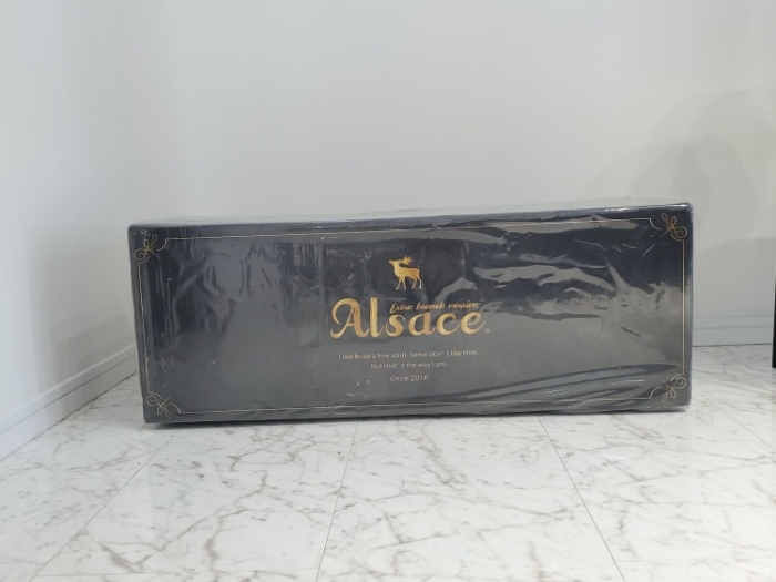 アルザスのクリスマスツリーの化粧箱