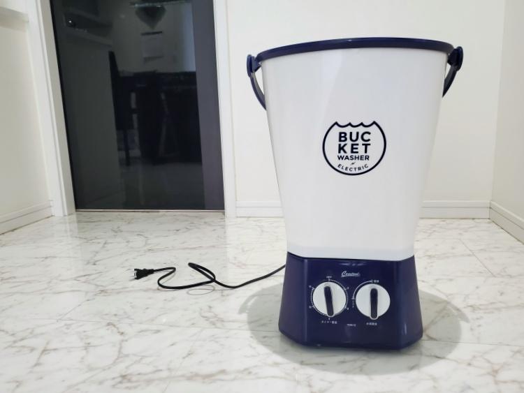 サッカー・野球のユニフォーム洗濯におすすめ!泥汚れを落とす小型洗濯機が便利【シービージャパン バケ...