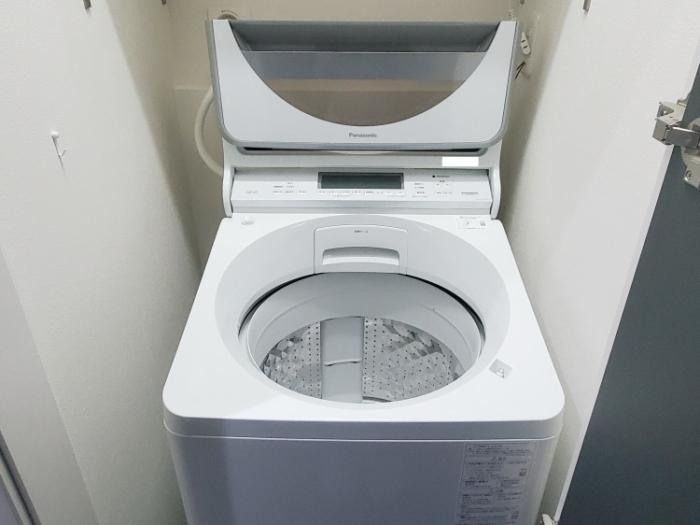 パナソニック洗濯機縦型(NA-FA120V3-W)
