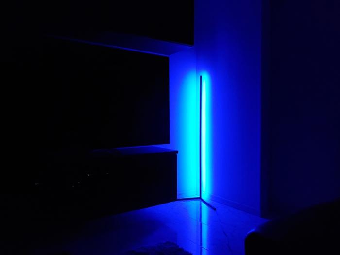 「Illuminar」の調光機能「暗め」