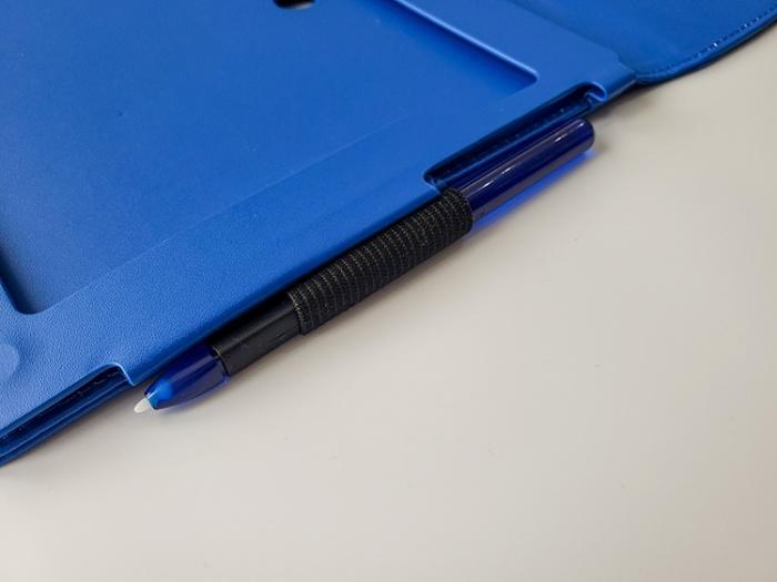 進研ゼミ小学講座「チャレンジタッチ」のペン収納