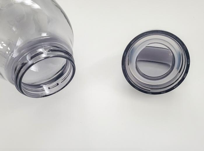 KINTOのウォーターボトルの蓋部分