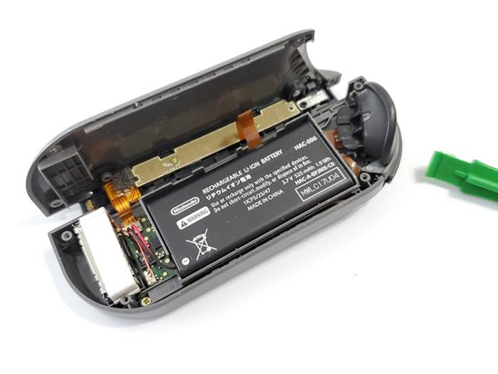 任天堂Switchのジョイコンを自分で修理する。