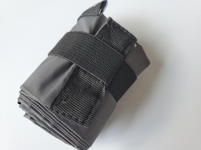 マーナのエコバッグ「Shupatto(シュパット)」のゴム部分