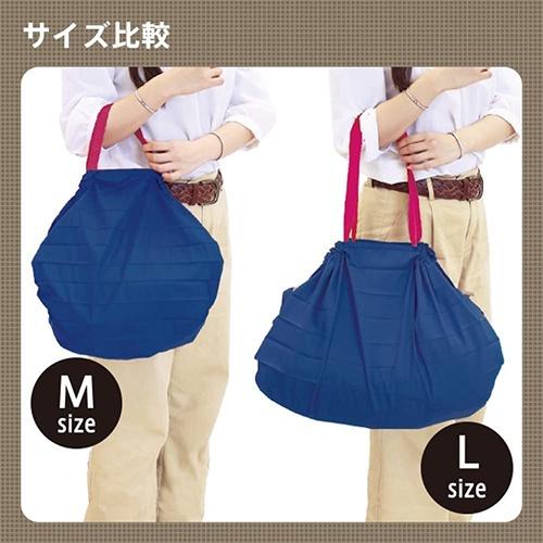 マーナのエコバッグ「Shupatto(シュパット)」のサイズ感