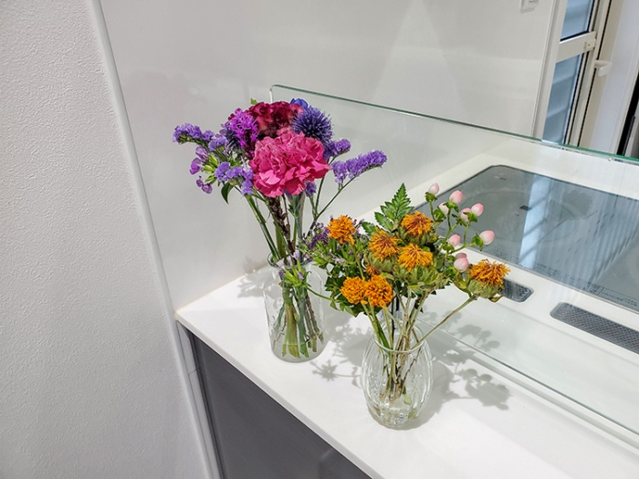 ブルーミープレミアムプラン(現リッチプラン)で届いたお花