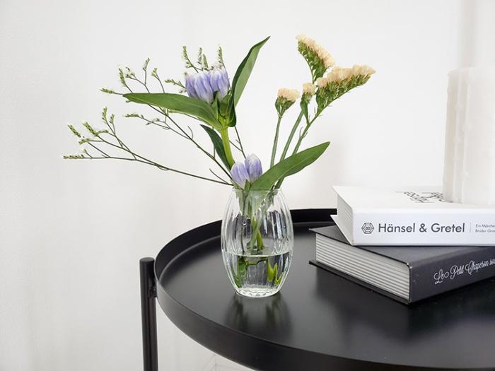 お花の定期便ブルーミーで届いた体験プランのお花
