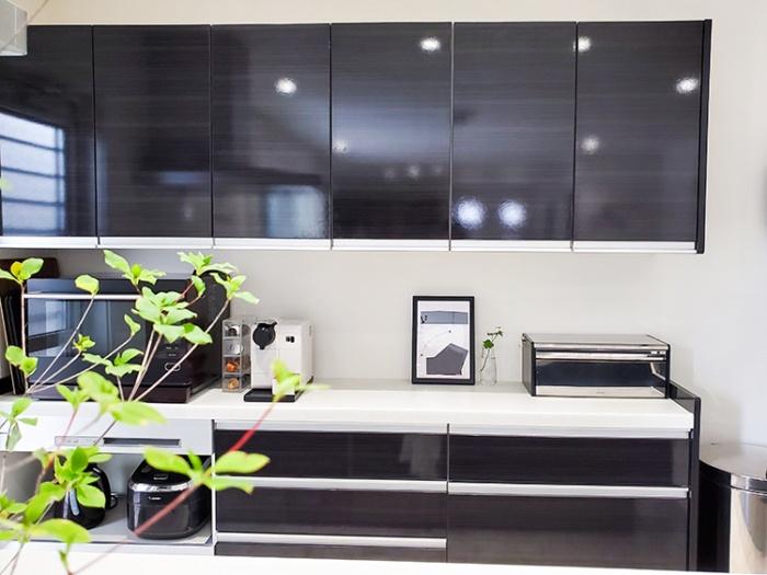 Project Nordのポスターをキッチンに飾る