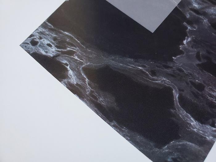 Project Nordのポスターの印刷は高品質。